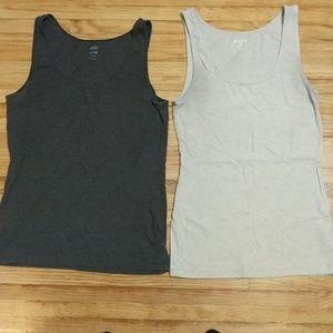 Women's XL tank tops bundle of 2